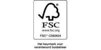 FSC - Keurmerk voor verantwoord bosbeheer